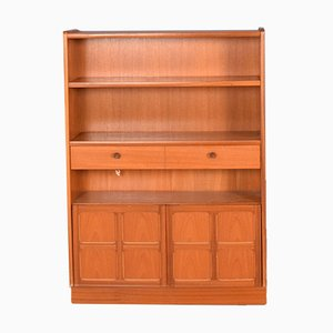 Teak Squares Bookcase from Nathan, 1960s