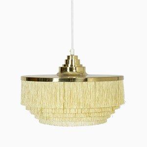 Fringe Ceiling Lamp by Hans Agne Jakobsson