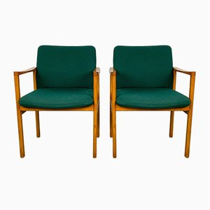 Sessel mit Grünem Rand von Grete Jalk