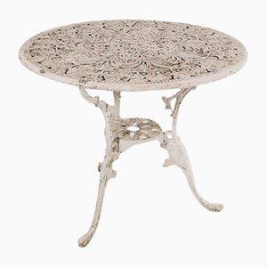 Ornate Garden Table