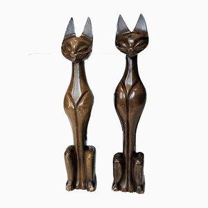 Sphynx Cats, Set of 2