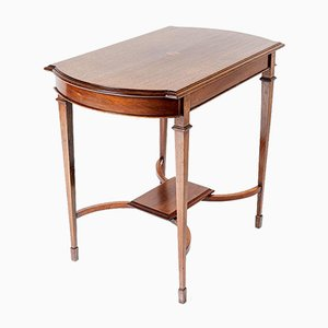Edwardian Window Table