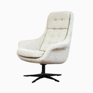 Vintage F 015 Swivel Armchair from Lubuskie Fabryki Mebli, 1970s