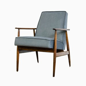 Mid-Century 300-190 Armchair by H. Lis, 1960s