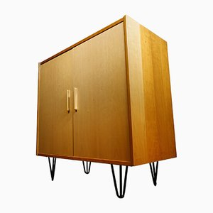 Vintage Cherry Sideboard from Hülsta, 1970s
