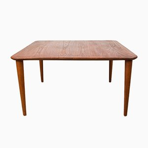 Danish Teak Coffee Table by Peter Hvidt & Orla Mølgaard-Nielsen for France & Søn / France & Daverkosen, 1960s