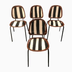 Past Forges Future Dining Chairs by Markus Friedrich Staab for Atelier Staab, Set of 6