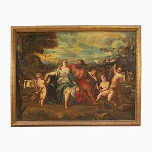 Large Mythological Painting, 18th Century