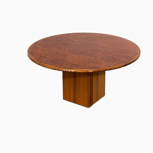 Italian Artona Dining Table by Tobia & Afra Scarpa for Maxalto, 1970s