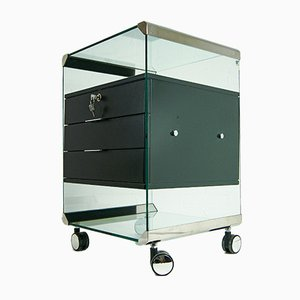 Movie Drawer Cabinet by Gallotti & Radice for Studio GR, 1970s