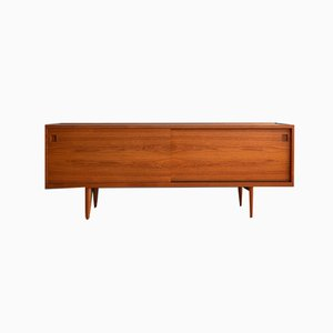 Mid-Century Model 20 Teak Sideboard by Niels Otto Møller for J.L. Møllers