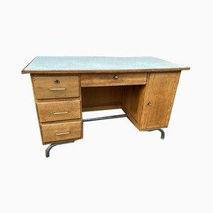 Mid-Century French Mullca Desk, 1960s