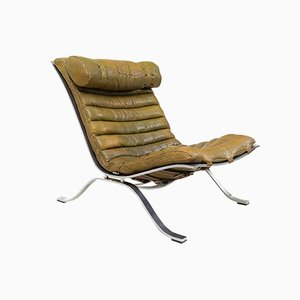 Ari Lounge Chair by Arne Norell for Arne Norell AB, 1970s