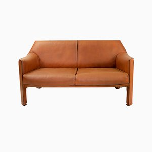 Cab 415 Sofa by Mario Bellini for Cassina