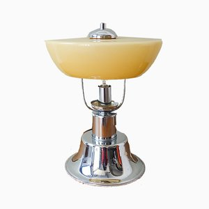 Portuguese Art Deco Table Lamp, 1940s