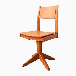 Model Prefa Swivel Desk Chair by José Espinho for Olaio, 1960s