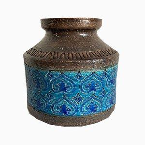 Ceramic Vase by Aldo Londi for Bitossi , 1960s