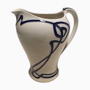 Antiker Jugendstil Krug von Villeroy & Boch