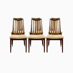 Dining Chairs by Victor Wilkins for G Plan, 1970s, Set of 6