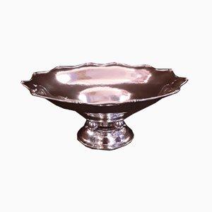 Antique Silver 830 Bowl, 1920s