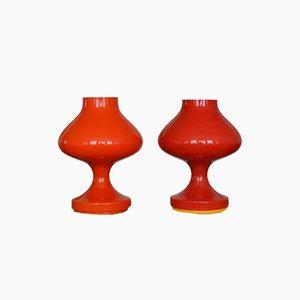 Tischlampen von Štepán Tabery, 1970er, 2er Set