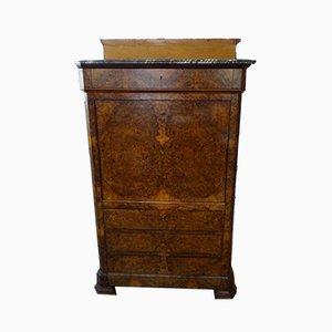 Antique Louis Philippe Walnut Secretaire