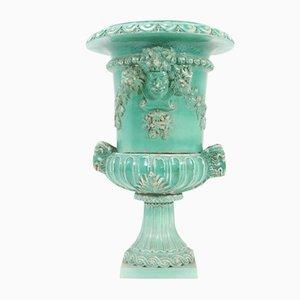 Vaso da fiori Art Nouveau in stile liberty in stile Jerome Massier, Francia