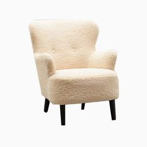 Mid-Century Teddy Armchair by Theo Ruth for Artifort, 1950s