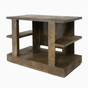 Table d'Appoint ou Table d'Appoint Brutaliste par Pia Manu, 1970s