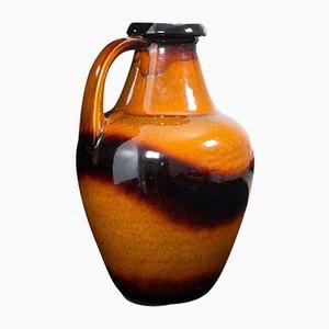 Large Vintage German Ceramic Vase, 1970s