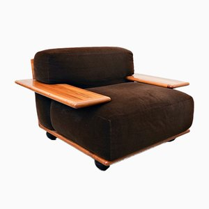 Armchair by Mario Bellini for Cassina, 1970s