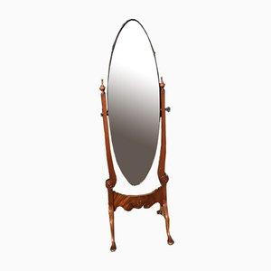 Specchio edoardiano antico