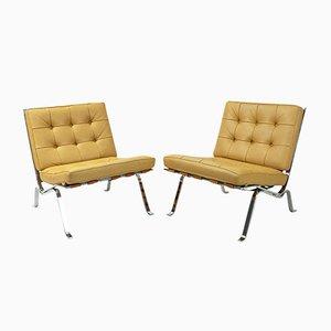 RH-301 Lounge Chairs by Robert Haussmann, 1960s, Set of 2