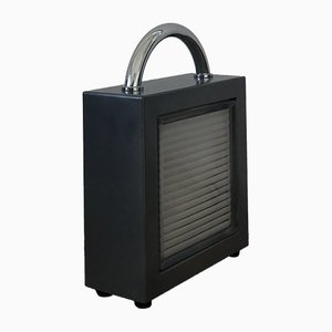 Briefcase Table Lamp by Matteo Thun for Bieffeplast, 1980s