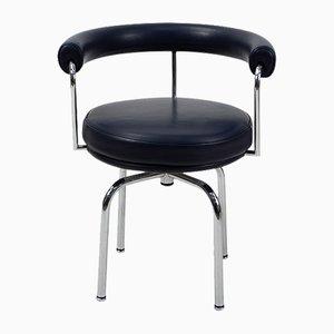 Chaise de Bureau LC7 par Charlotte Perriand pour Cassina, 2000s