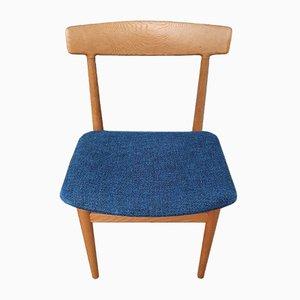 Sedie da pranzo Hertug in quercia di Fredrik A. Kayser per Viken Møbelfabrikk, anni '60, set di 6