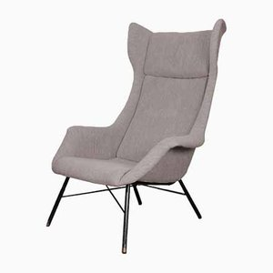 Lounge Chair by Miroslav Navratil for TON, 1960s