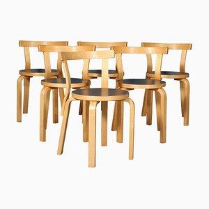 68 Series Armchair by Alvar Aalto for Artek, 1960s
