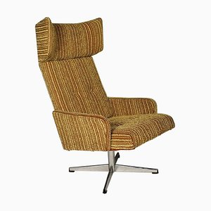 Swivel Armchair, Czechoslovakia, 1970s