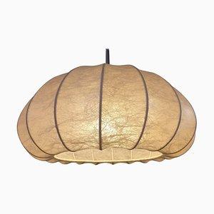 Pendant Cocoon Lamp, Italy, 1970s