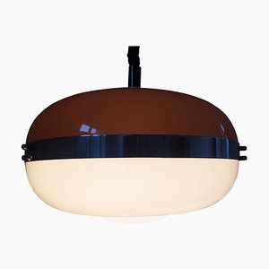 Mid-Century Pendant Lamp by Harvey Guzzini, 1970s