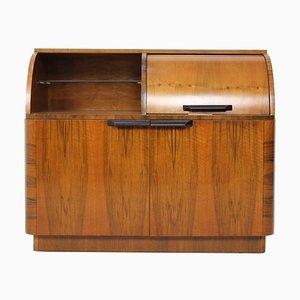 Gramophone Cabinet by Jindřich Halabala, 1950s