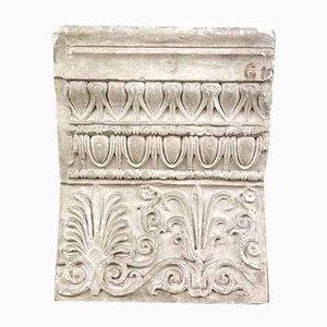 Antique Plaster Panel