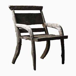 Large Primitive Chair