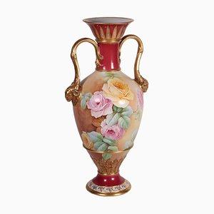 Porcelain Vase from Ginori