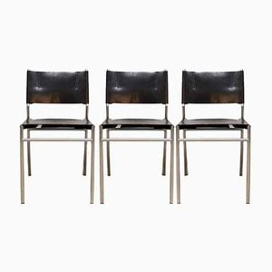 Dutch Model Sz06 Dining Chairs by Martin Visser for 't Spectrum, Set of 3