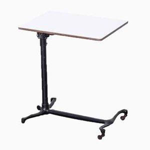 Victorian Hospital Bedside Table