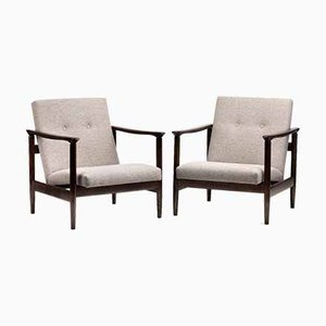 GFM-142 Armchairs, Set of 2