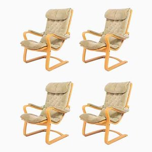 Lounge Chair by Gustav Axel Berg for Brothers Andersson