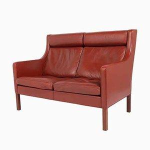 Modell 2432 Sofa von Borge Mogensen für Fredericia Stolefabrik